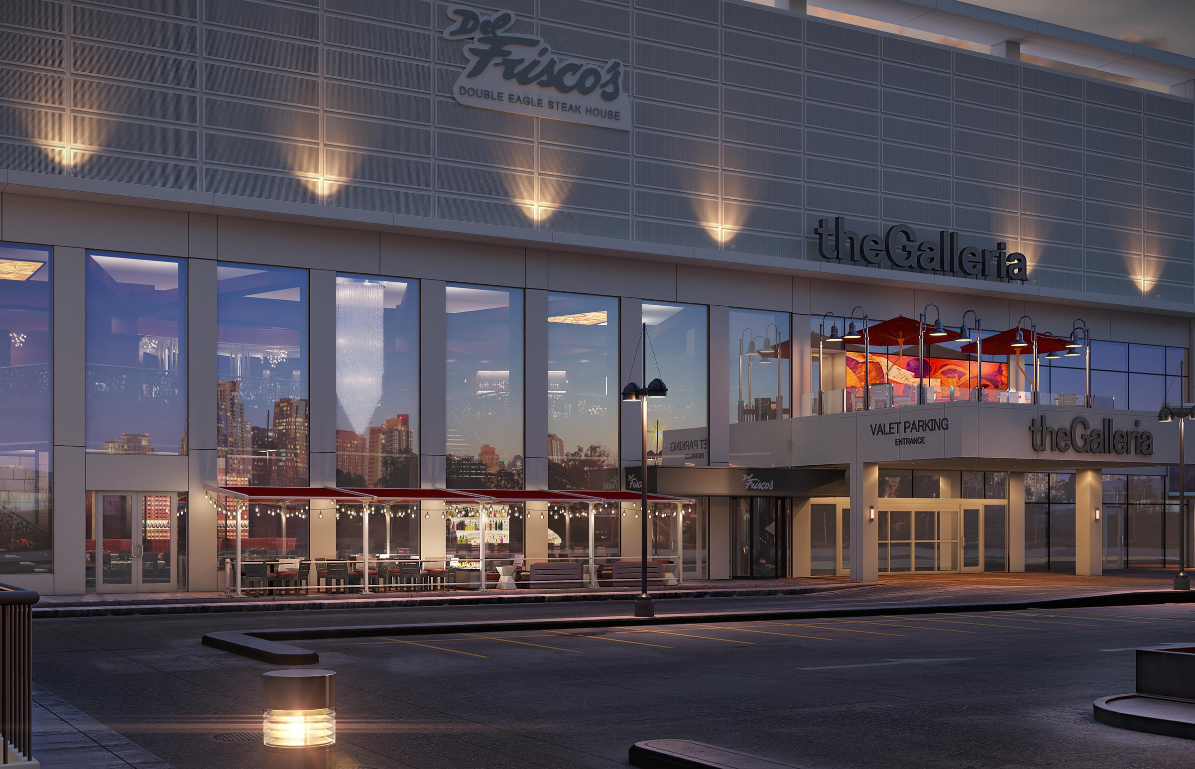 Del Frisco's renovation